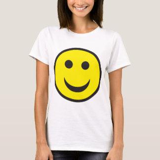 激賞の酸の家のスマイリー Tシャツ