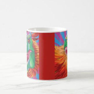 激賞のTレックスのマグ コーヒーマグカップ