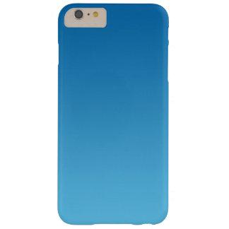 濃紺のグラデーション BARELY THERE iPhone 6 PLUS ケース