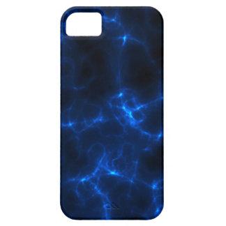 濃紺の感電 iPhone SE/5/5s ケース