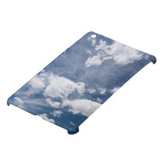 濃紺の深い空 iPad MINI カバー