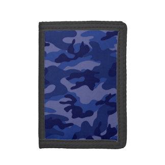 濃紺の迷彩柄、カムフラージュ
