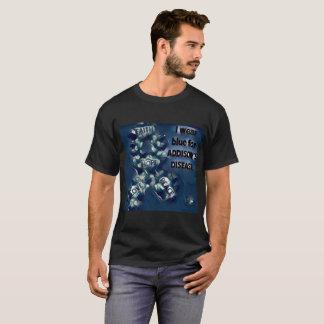 濃紺のaddisons tシャツ