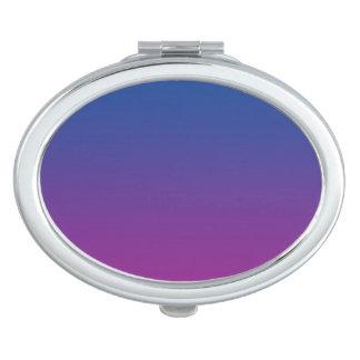濃紺及び紫色のグラデーション