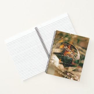 火および水 ノートブック
