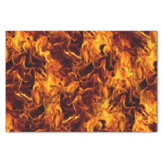 火および炎パターン 薄葉紙