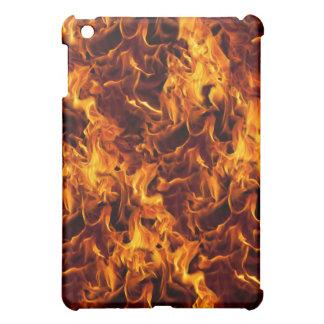 火および炎パターン iPad MINI CASE