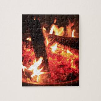 火および石炭の多く ジグソーパズル