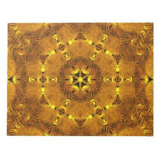 火によっては曼荼羅が飛びます ノートパッド