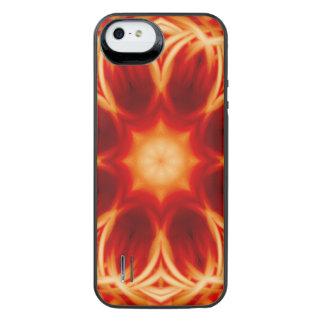 火のはす曼荼羅 iPhone SE/5/5sバッテリーケース