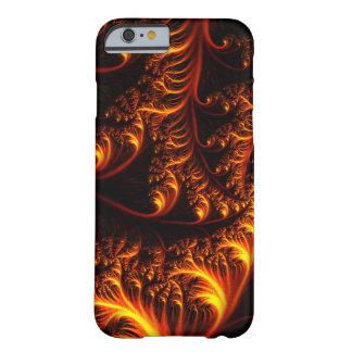 火のカールの箱 BARELY THERE iPhone 6 ケース