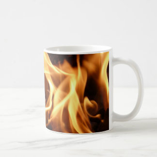 火のコップ コーヒーマグカップ