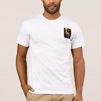 火のゴルフ Tシャツ