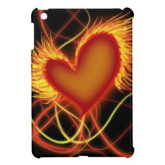 火のハート iPad MINI CASE