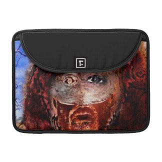 火のライオン MacBook PROスリーブ