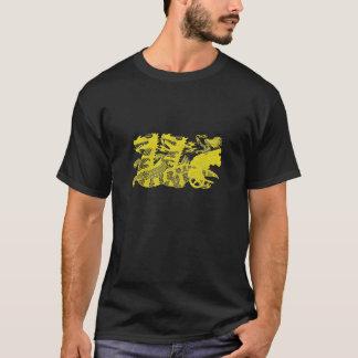 火の乗車 Tシャツ