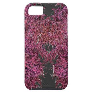 火の反射 iPhone SE/5/5s ケース