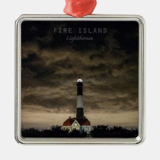 火の島NY. メタルオーナメント