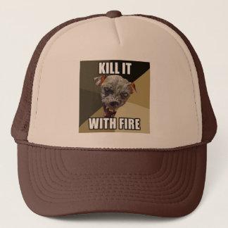 火の帽子とのそれを殺して下さい キャップ
