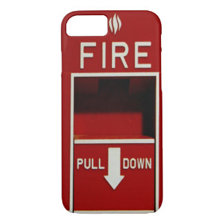 火の引きの場所のiPhone 7の場合 iPhone 8/7ケース