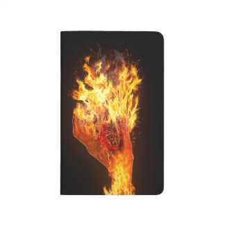火の手 ポケットジャーナル