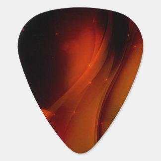 火の波 ギターピック