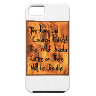 火の焼跡 iPhone SE/5/5s ケース