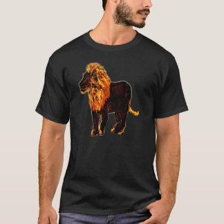 火の王 Tシャツ