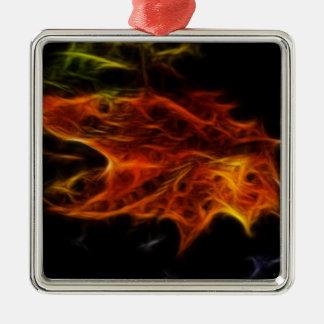 火の葉 メタルオーナメント
