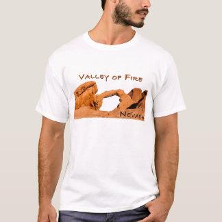 火の谷 Tシャツ