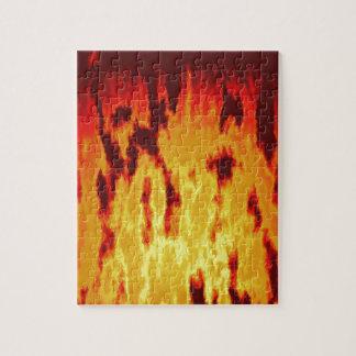 火の質 ジグソーパズル