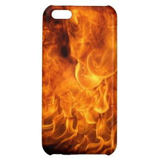 火の電話 iPhone 5C CASE
