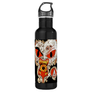 火の顔2のボトル ウォーターボトル