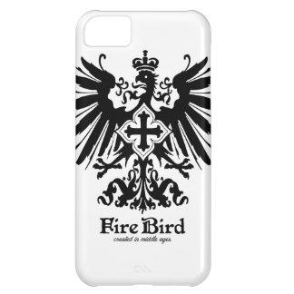 火の鳥のヴィンテージのクラシカルなグラフィック iPhone5Cケース
