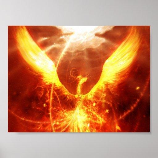 火の鳥 ポスター