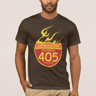 火のCARMAGEDDON 405 Tシャツ
