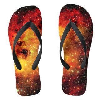 火のFallnの銀河系 ビーチサンダル