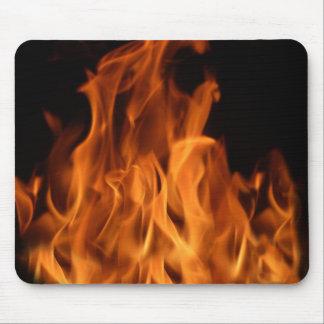 火のmousepad マウスパッド