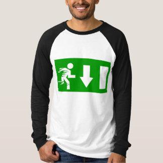 火出口 Tシャツ