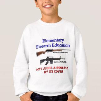 火器の教育 スウェットシャツ
