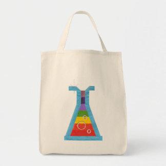 火山ガラスびんのバッグ トートバッグ