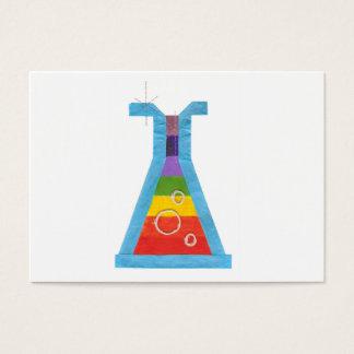 火山ガラスびんの名刺 名刺