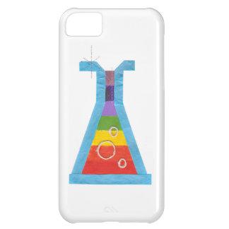 火山ガラスびんの私電話5C箱 iPhone5Cケース
