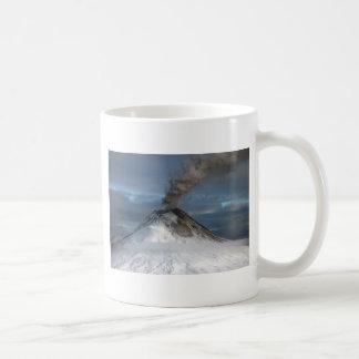 火山マグ コーヒーマグカップ