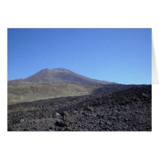 火山山 カード