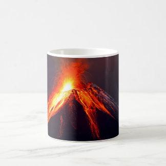 火山 モーフィングマグカップ