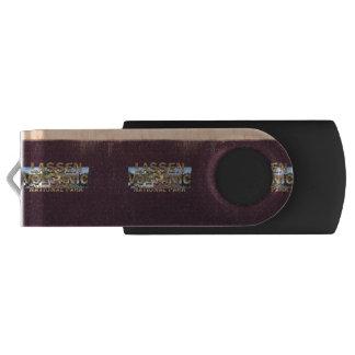 火山ABHラッセン USBフラッシュドライブ