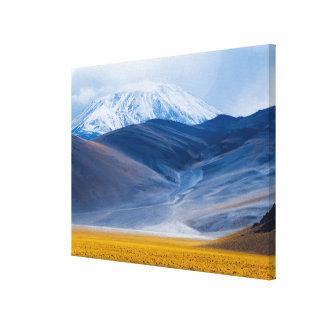 火山Incahuasi、アルゼンチン キャンバスプリント