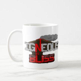火成至福の火山マグはです コーヒーマグカップ
