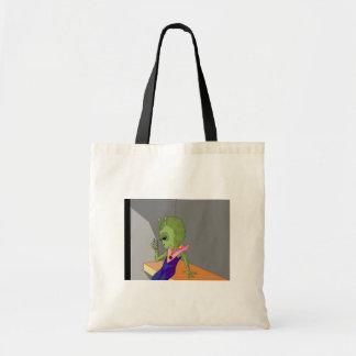 火星のバッグ トートバッグ